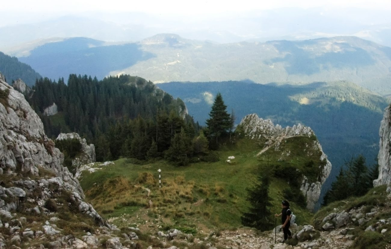 Drumetie montana: Vf. Piatra Mare