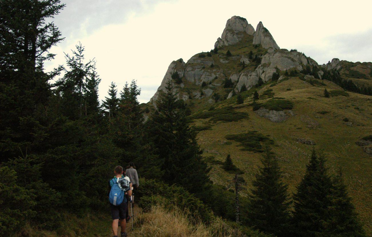 O noua aventura Nomads: Vf. Ciucas