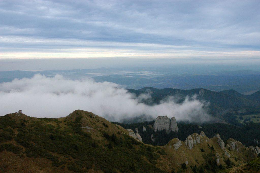 Frumuseti necunoscute din Muntii Ciucas