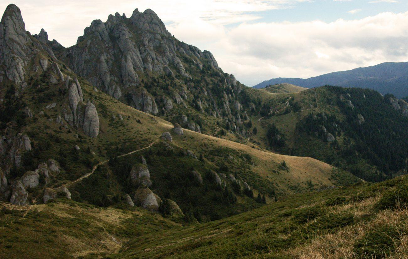 Imagini din Muntii Ciucas