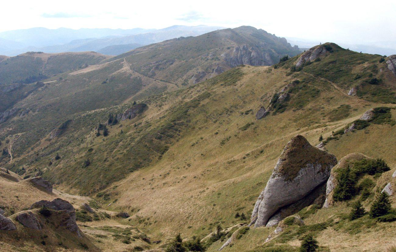 Peisaje natura Muntii Ciucas