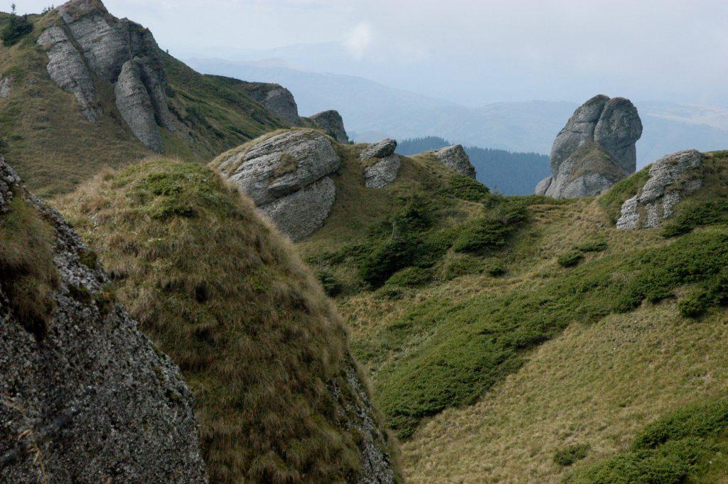 Peisaje interesante din Muntii Ciucas