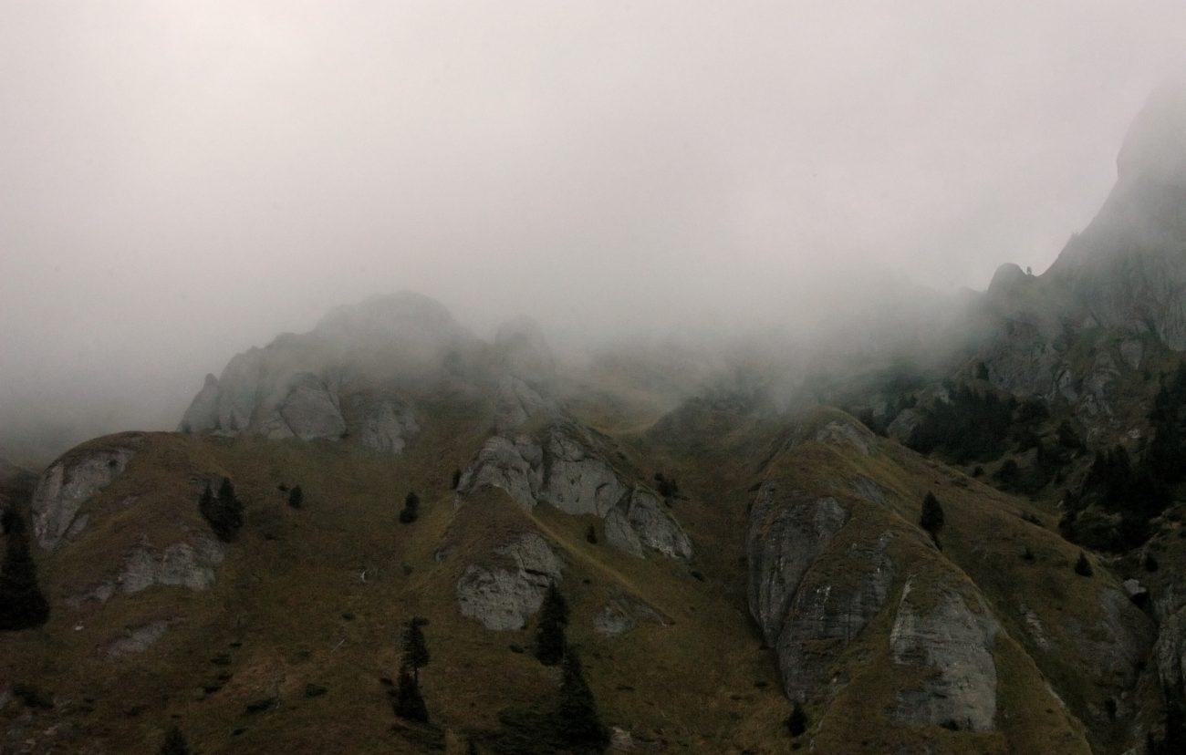 Ceata in Muntii Ciucas
