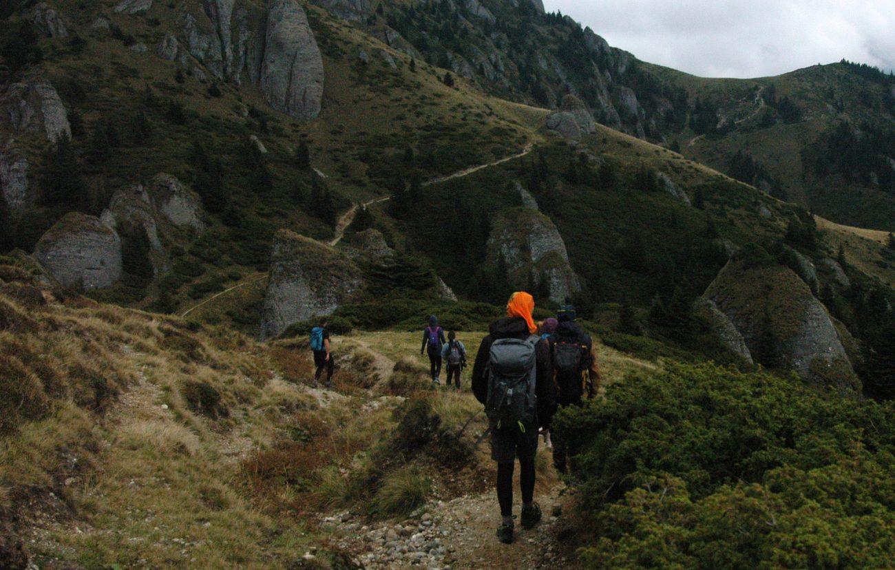 Nomads in Muntii Ciucas
