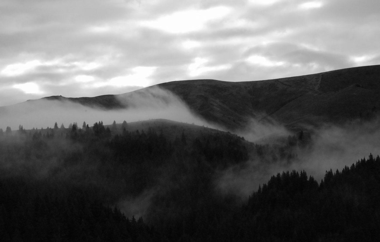 Varful Ciucas, ceata