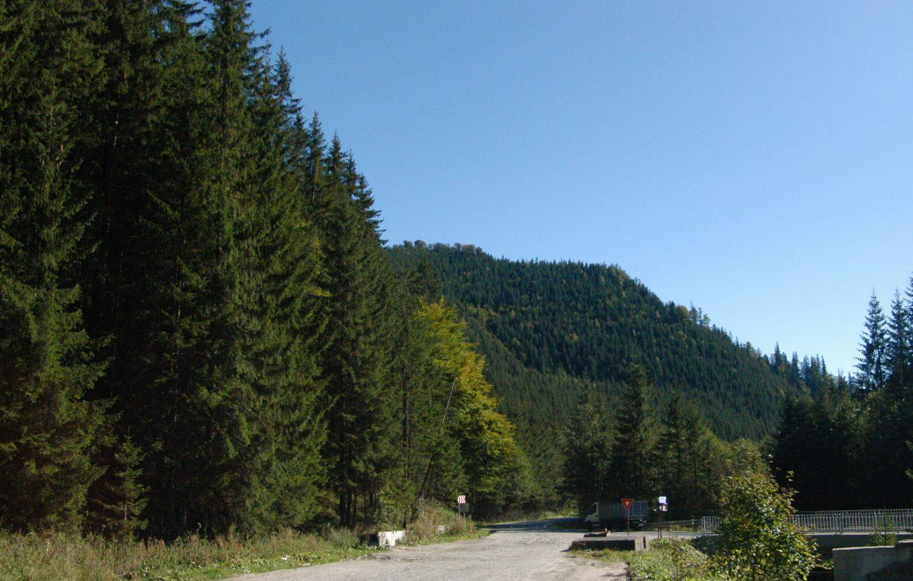 Traseu pornire Valea Berii