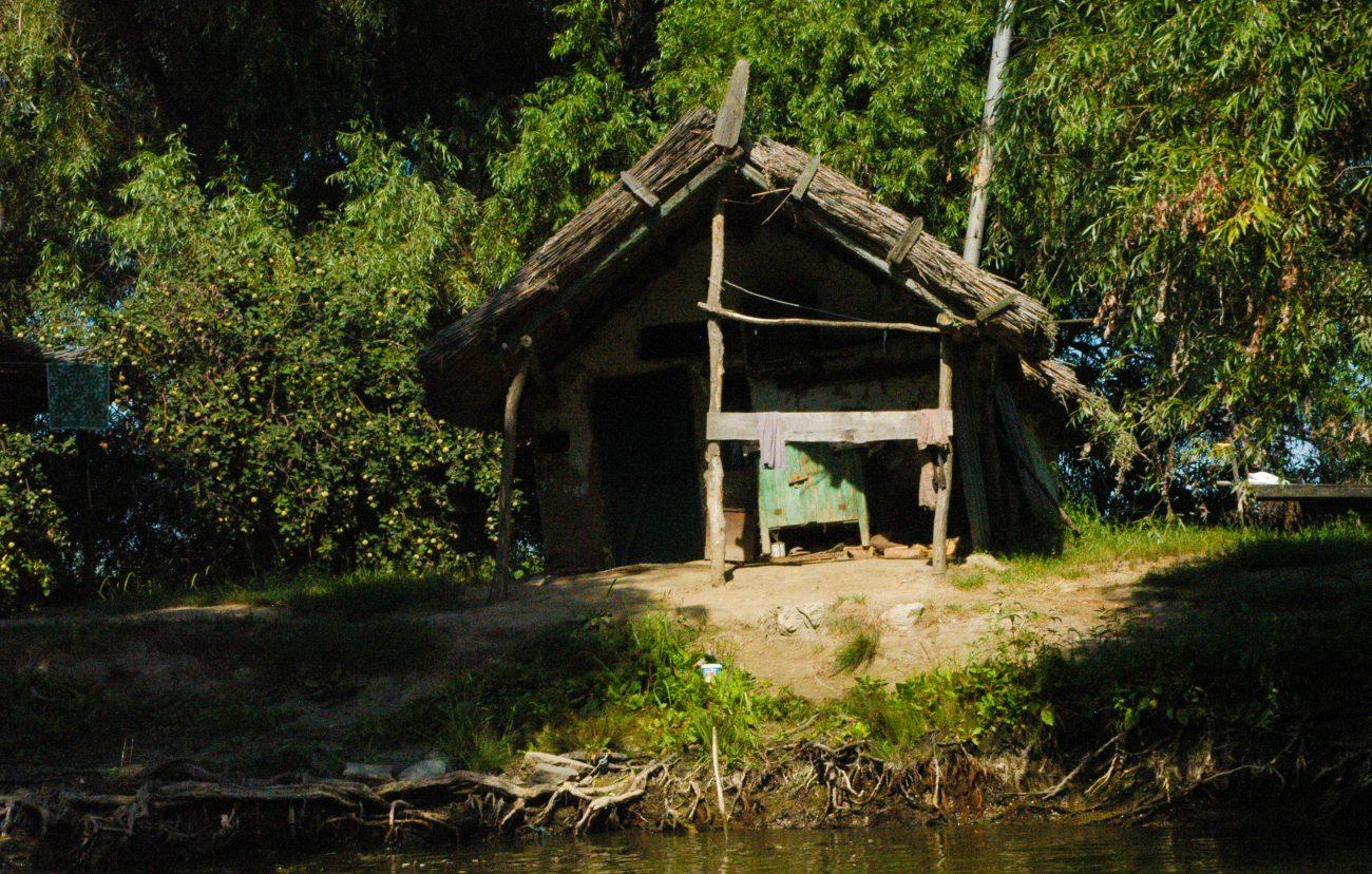 Casa pescarilor, Delta Dunarii