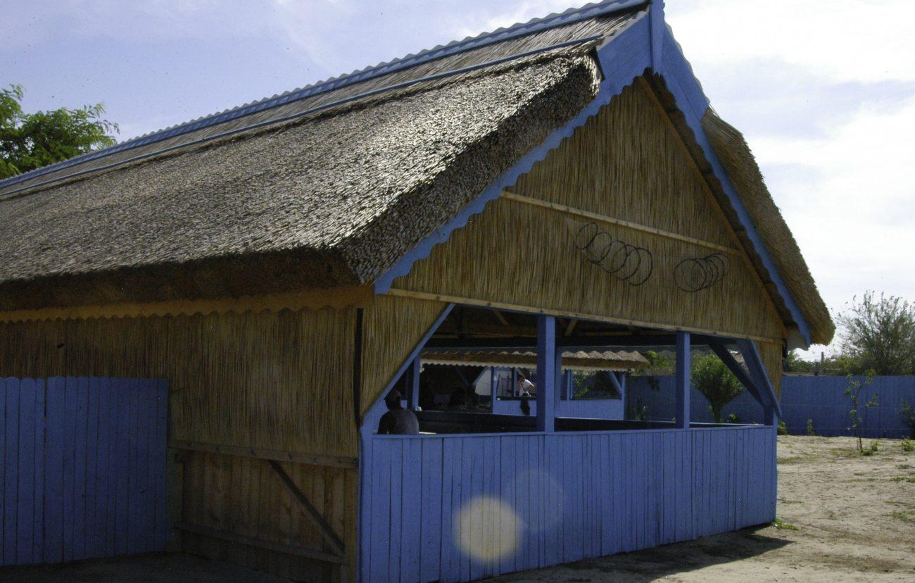 Casa cu mancare traditionala dobrogeana