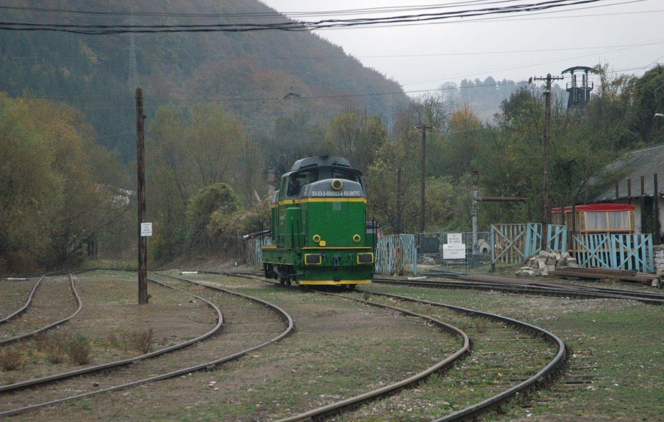 Locomotiva Oravita-Anina