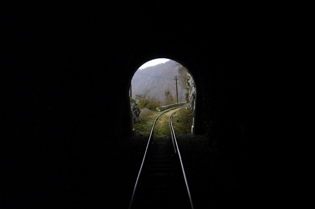 Tunel ruta oravita anina