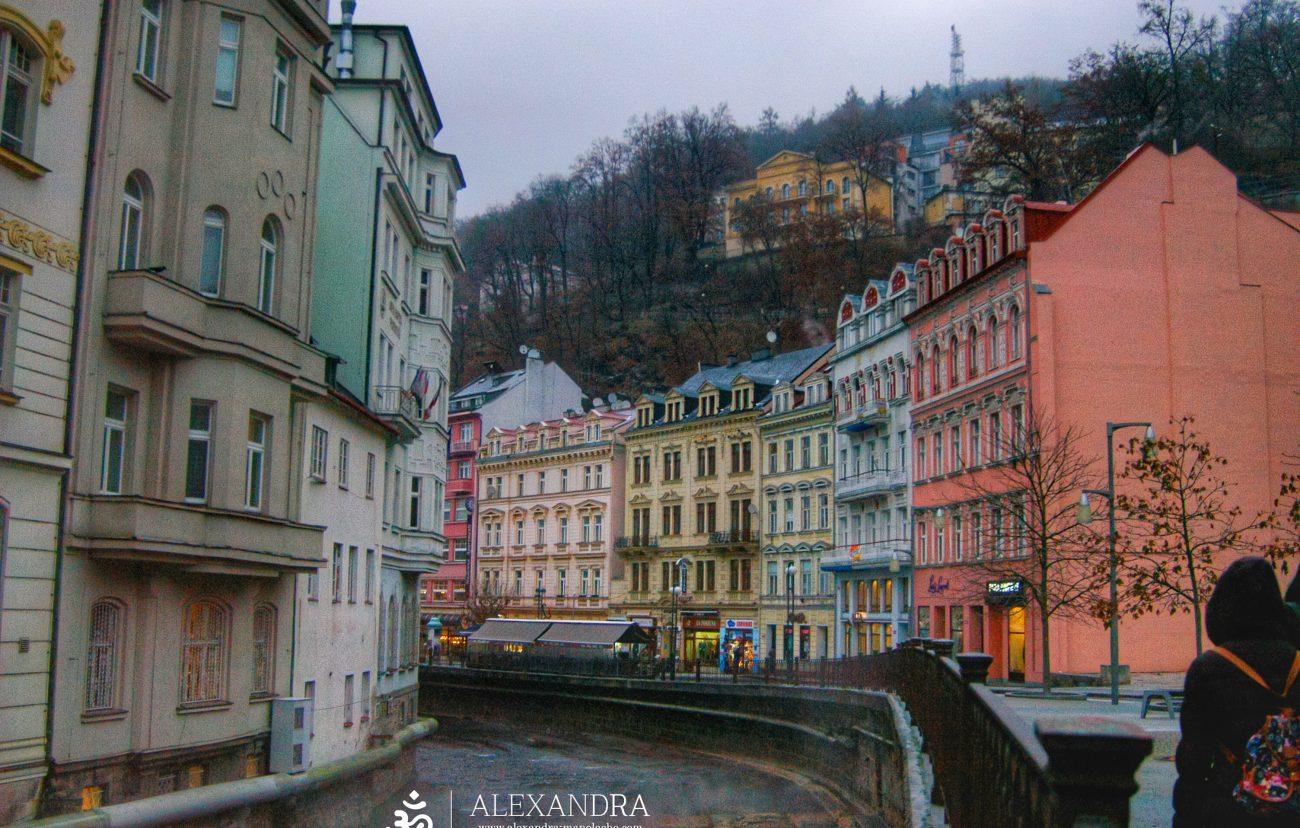 Culoare in Karlovy Vary