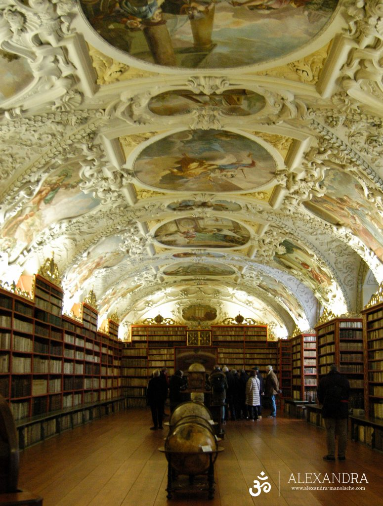Biblioteca Praga