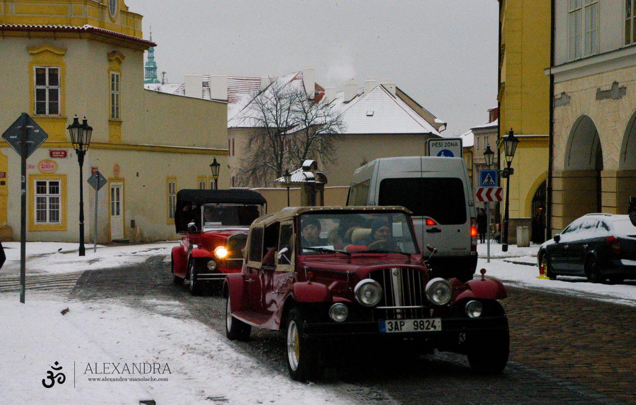 Masini de epoca, Praga