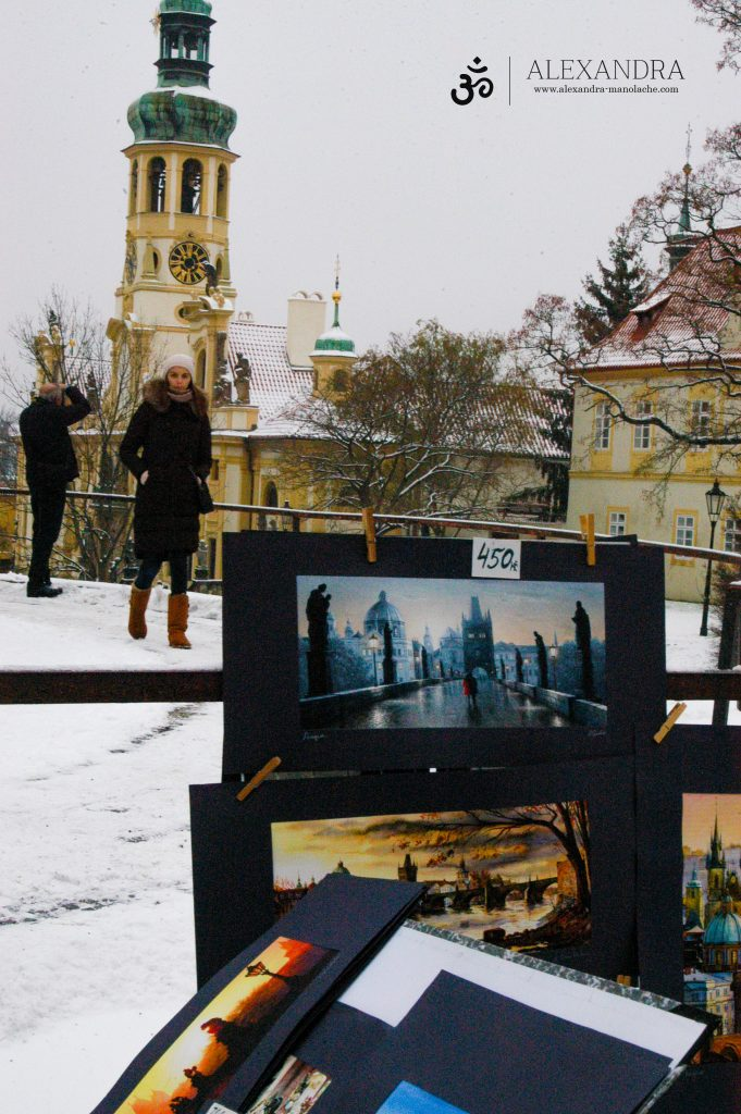 Manastirea Loreta, Praga