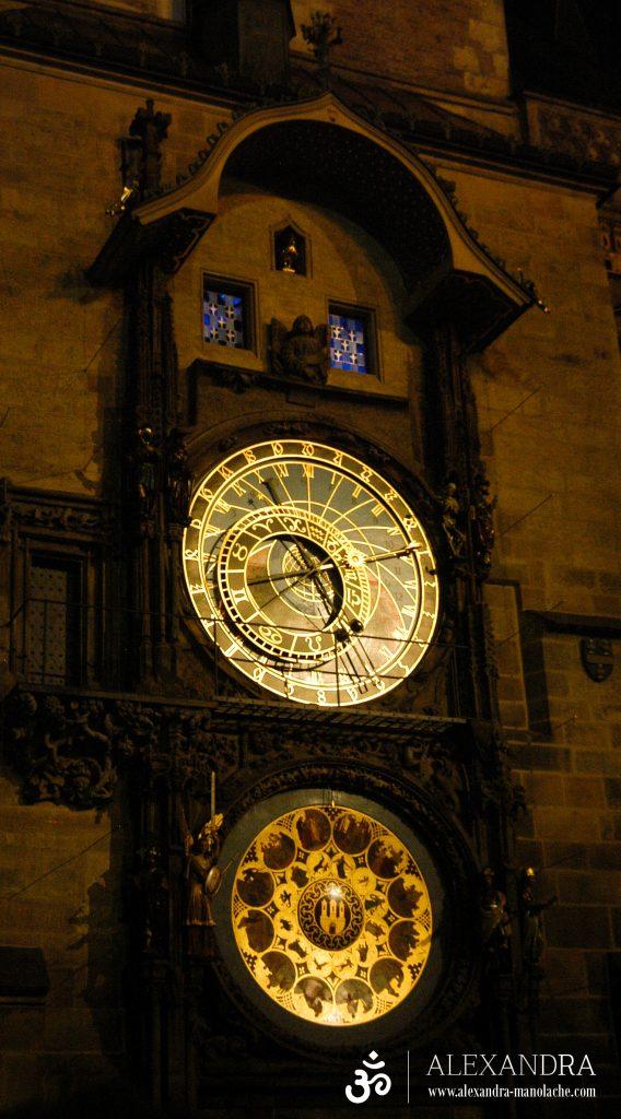 Ceas Astroomic Praga